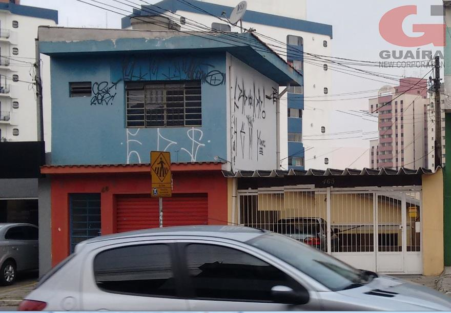 Terreno em Vila Gilda, Santo André - SP