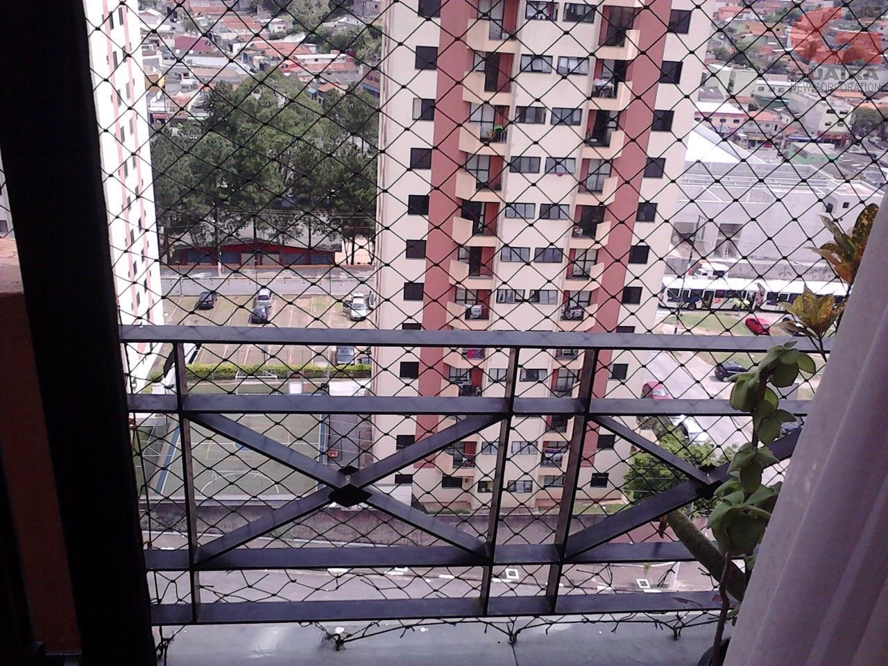 Apartamento de 2 dormitórios em Jardim Irajá, São Bernardo Do Campo - SP