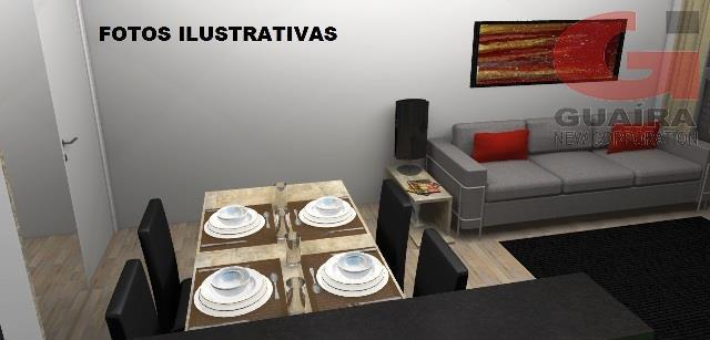 Apartamento de 2 dormitórios em Nova Petrópolis, São Bernardo Do Campo - SP