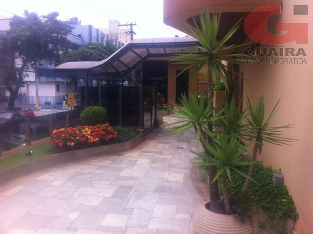 Apartamento de 4 dormitórios à venda em Vila Assunção, Santo André - SP