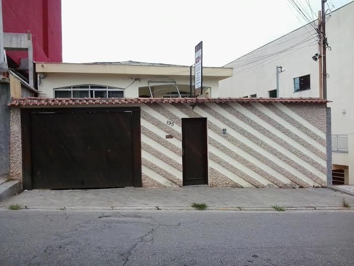 Casa de 3 dormitórios à venda em Vila Assunção, Santo André - SP