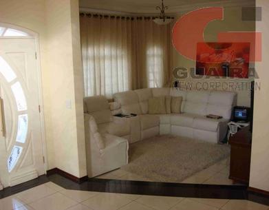 Sobrado de 3 dormitórios à venda em Swiss Park, São Bernardo Do Campo - SP