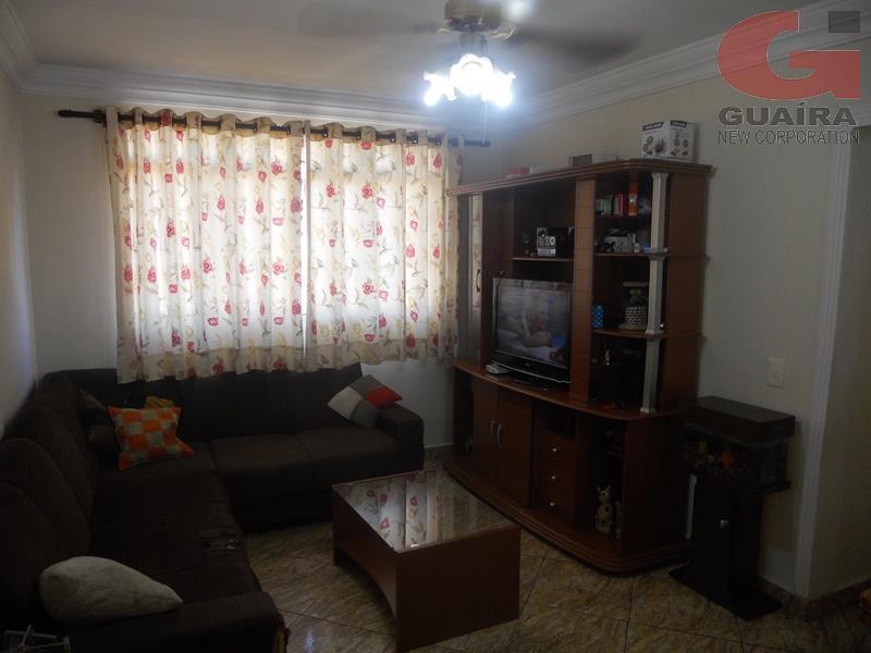 Apartamento de 3 dormitórios em Vila Guiomar, Santo André - SP