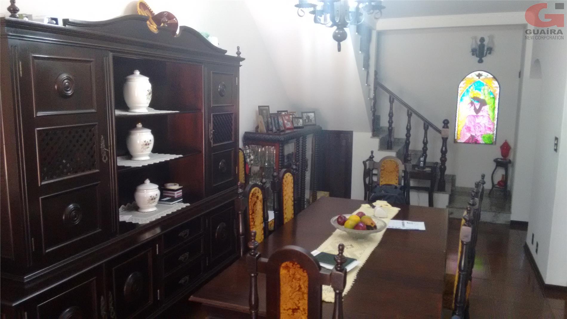 Sobrado de 4 dormitórios à venda em Vila Guiomar, Santo André - SP