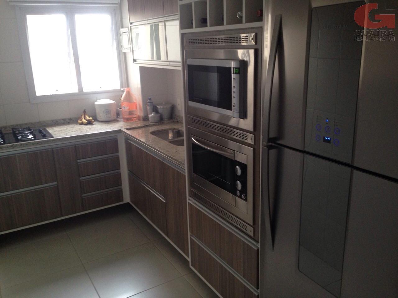 Apartamento de 3 dormitórios à venda em Casa Branca, Santo André - SP
