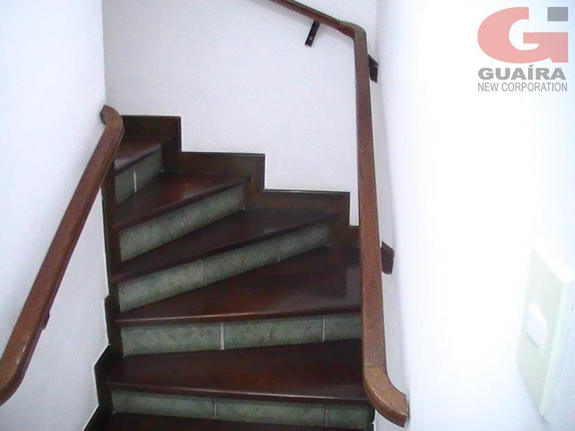 Sobrado de 3 dormitórios em Vila Bastos, Santo André - SP