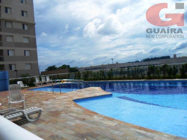 Apartamento de 2 dormitórios em Piraporinha, Diadema - SP