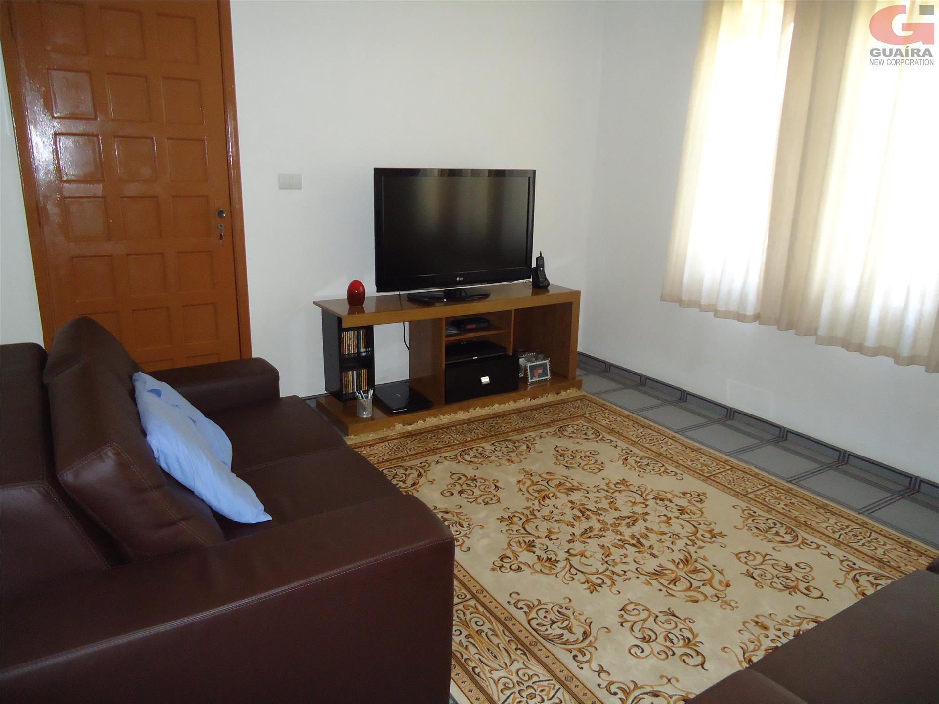 Casa de 2 dormitórios em Vila Tibiriçá, Santo André - SP