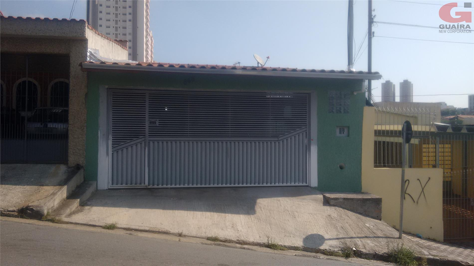 Casa de 3 dormitórios em Jardim Bela Vista, Santo André - SP