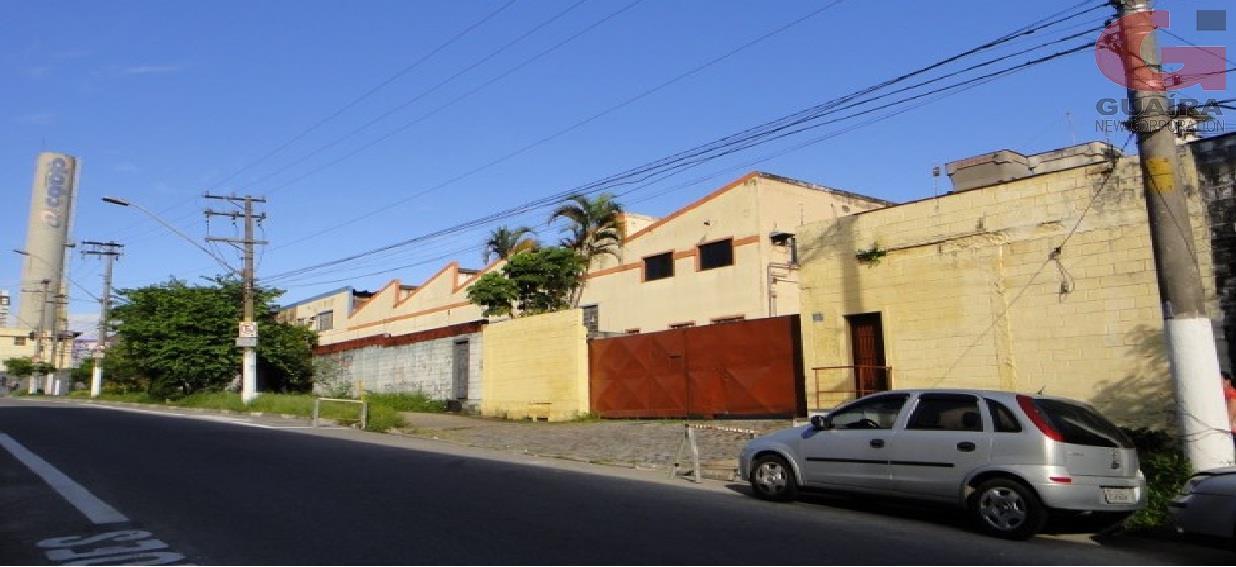 Galpão à venda em Campestre, Santo André - SP