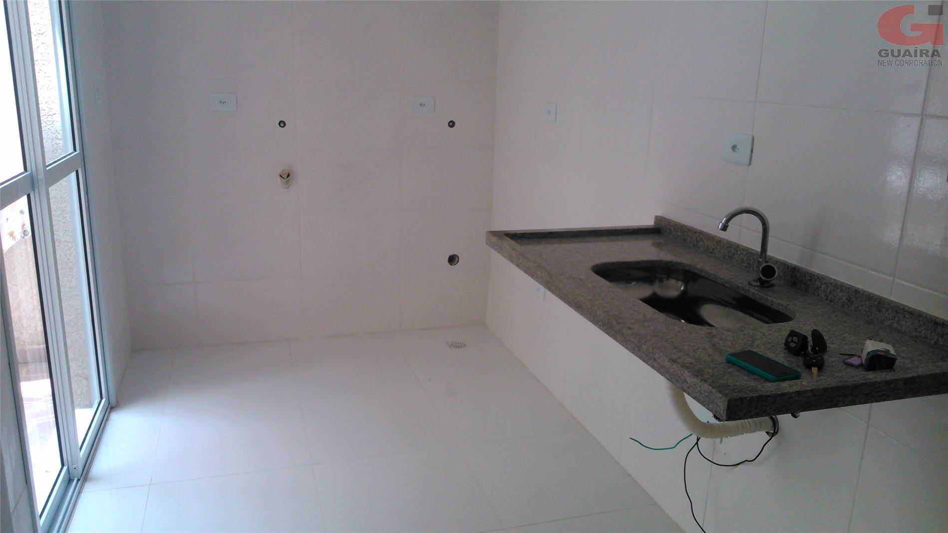 Cobertura de 2 dormitórios em Jardim Bela Vista, Santo André - SP