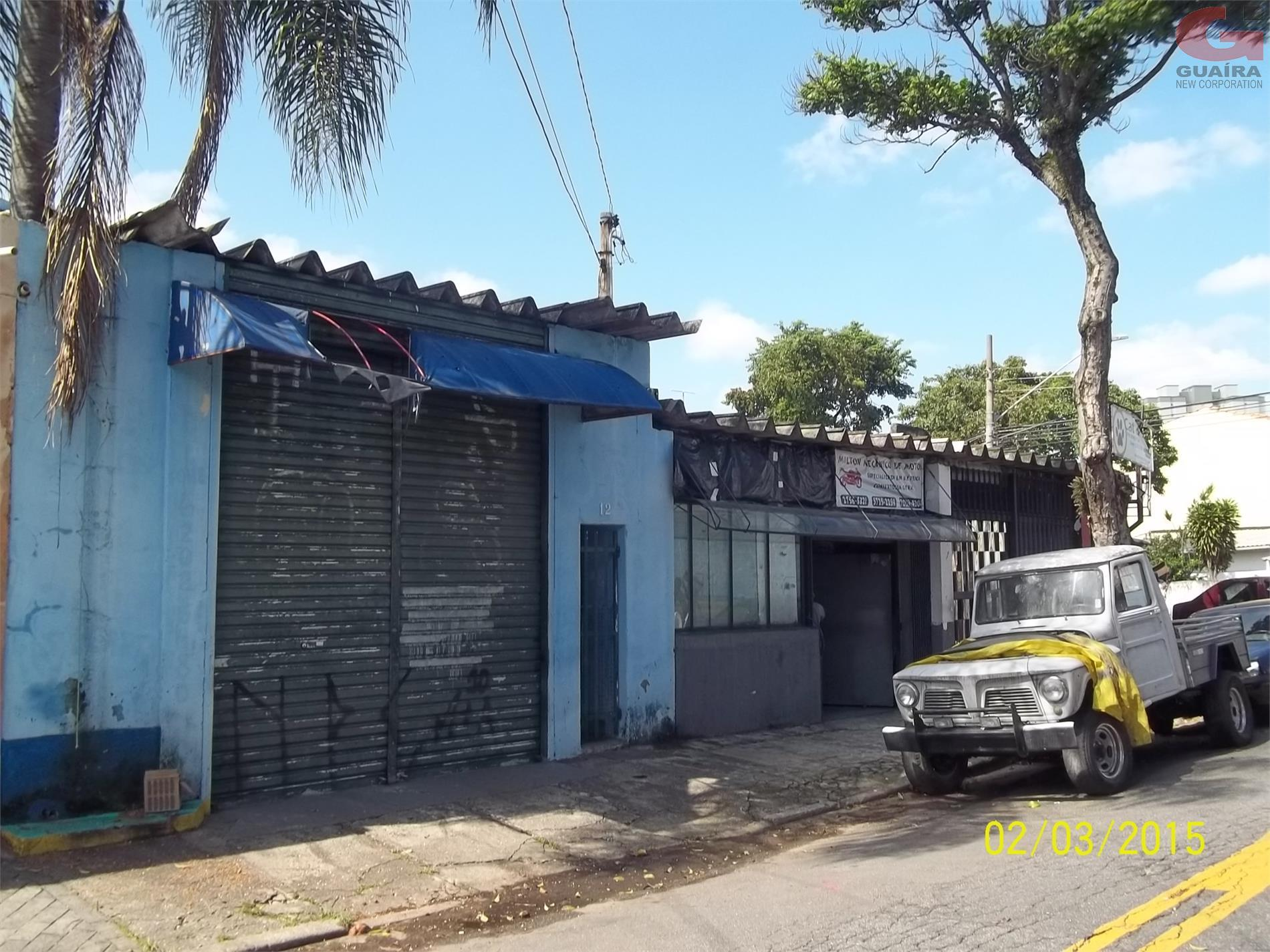 Terreno à venda em Vila Gilda, Santo André - SP