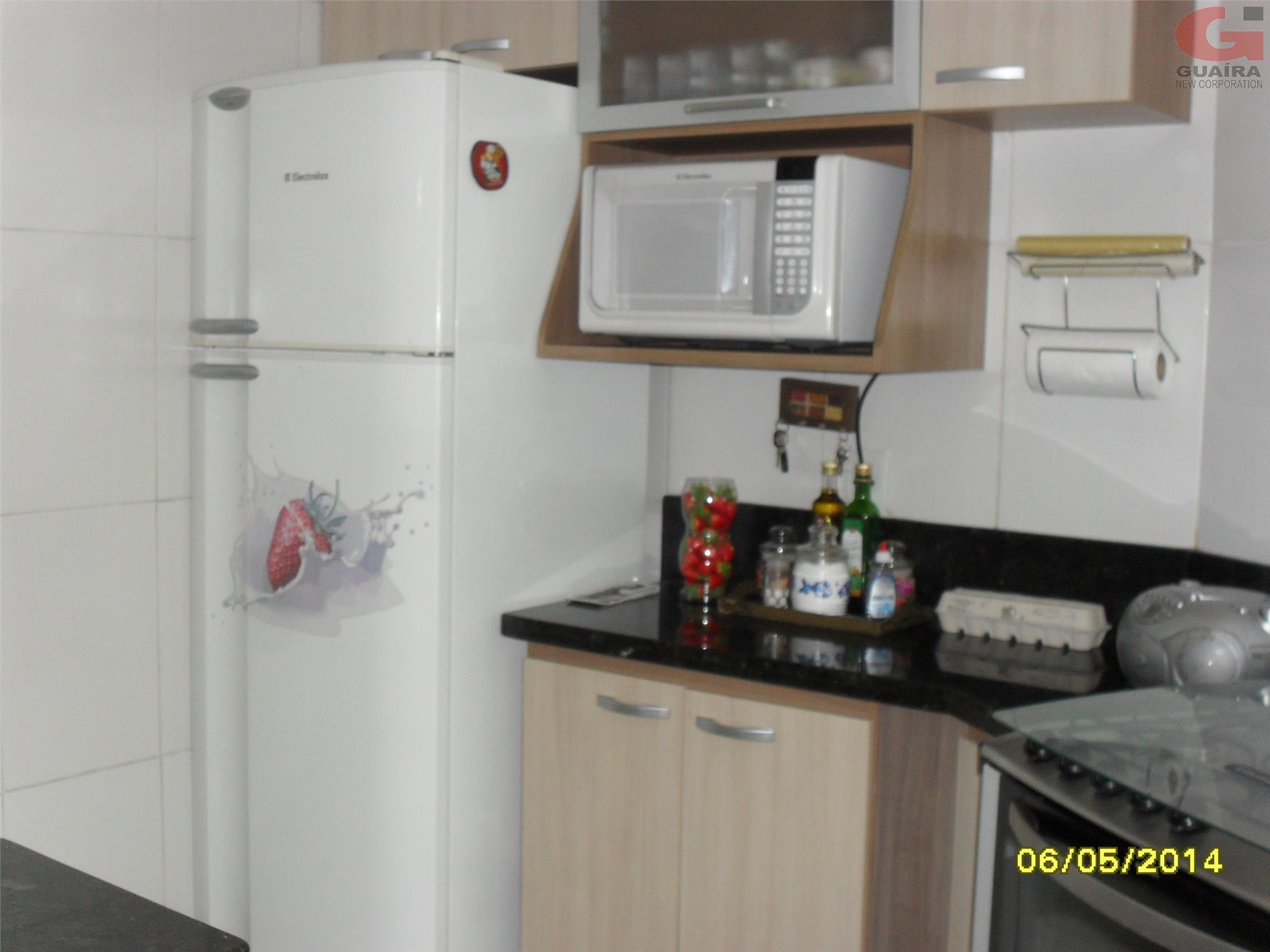 Sobrado de 3 dormitórios em Vila Tibiriçá, Santo André - SP