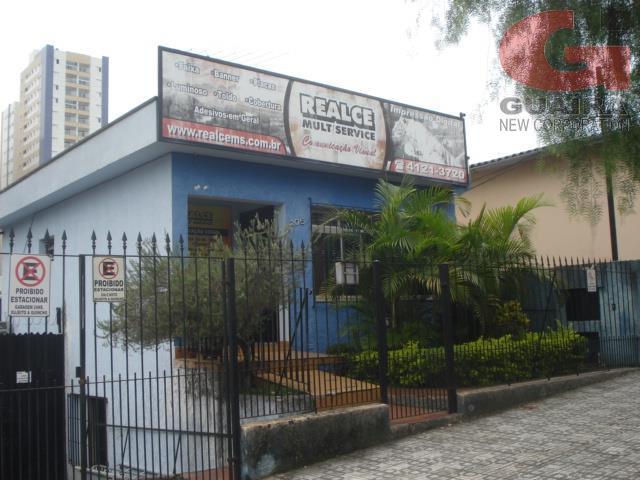 Sobrado à venda em Baeta Neves, São Bernardo Do Campo - SP