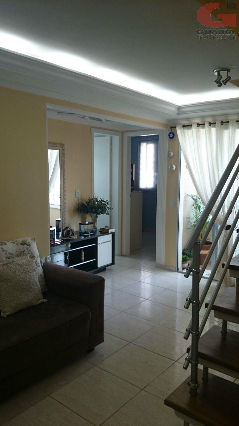 Cobertura de 3 dormitórios em Taboão, São Bernardo Do Campo - SP