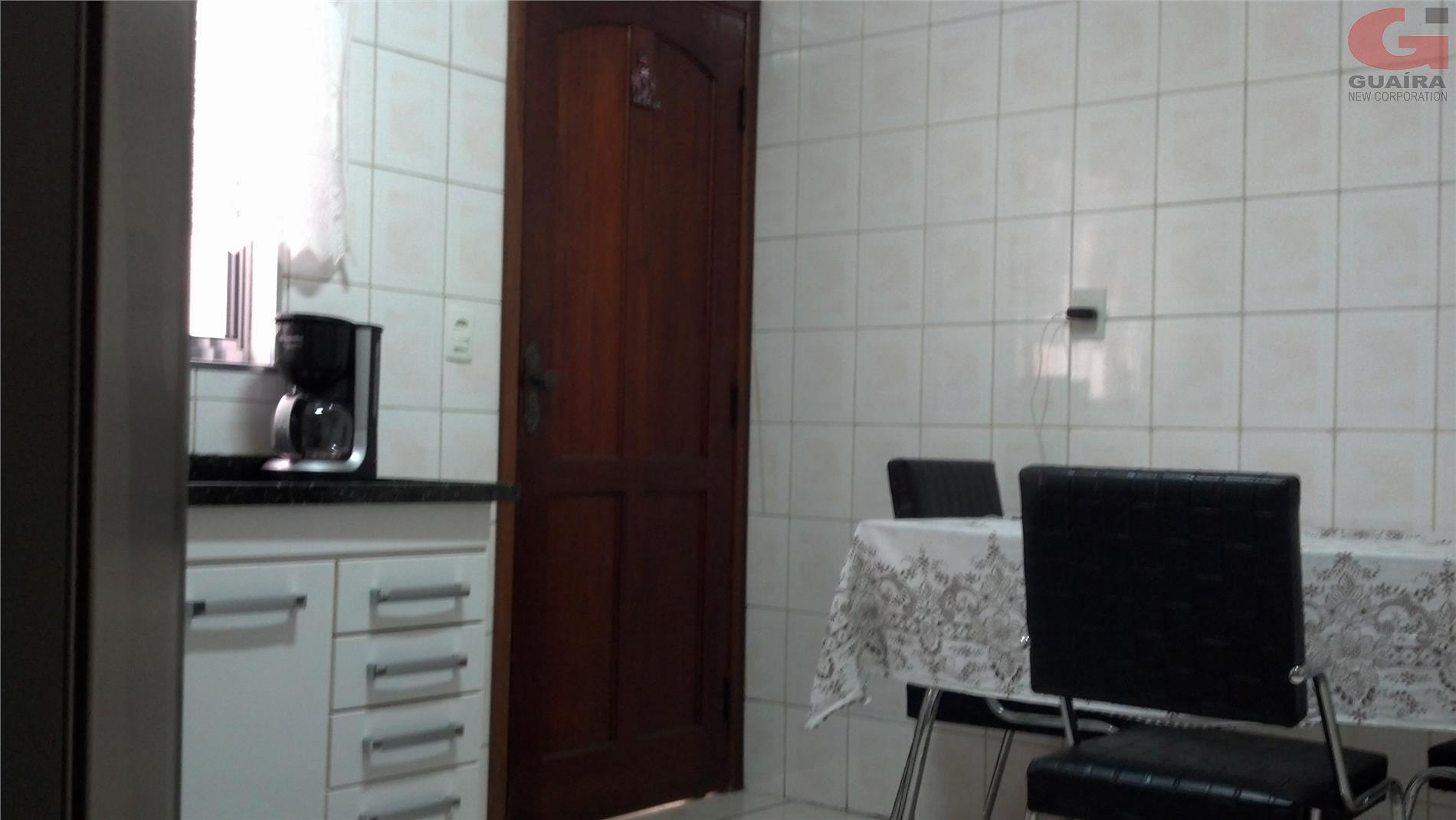 Casa de 2 dormitórios em Vila Guaraciaba, Santo André - SP
