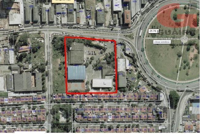 Área à venda em Assunção, São Bernardo Do Campo - SP