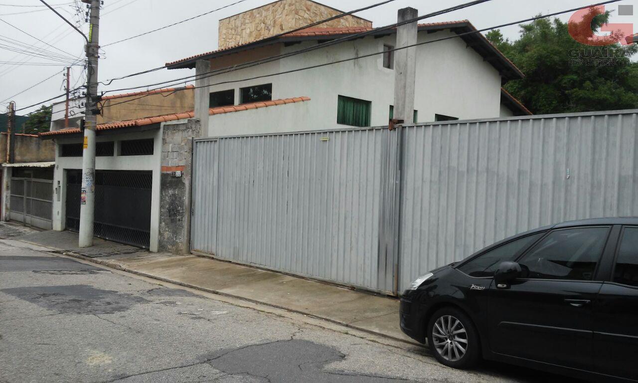 Terreno à venda em Vila Palmares, Santo André - SP