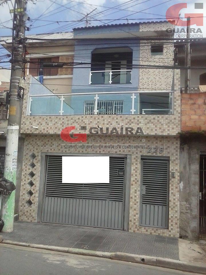 Sobrado de 5 dormitórios em Jardim Santo André, Santo André - SP