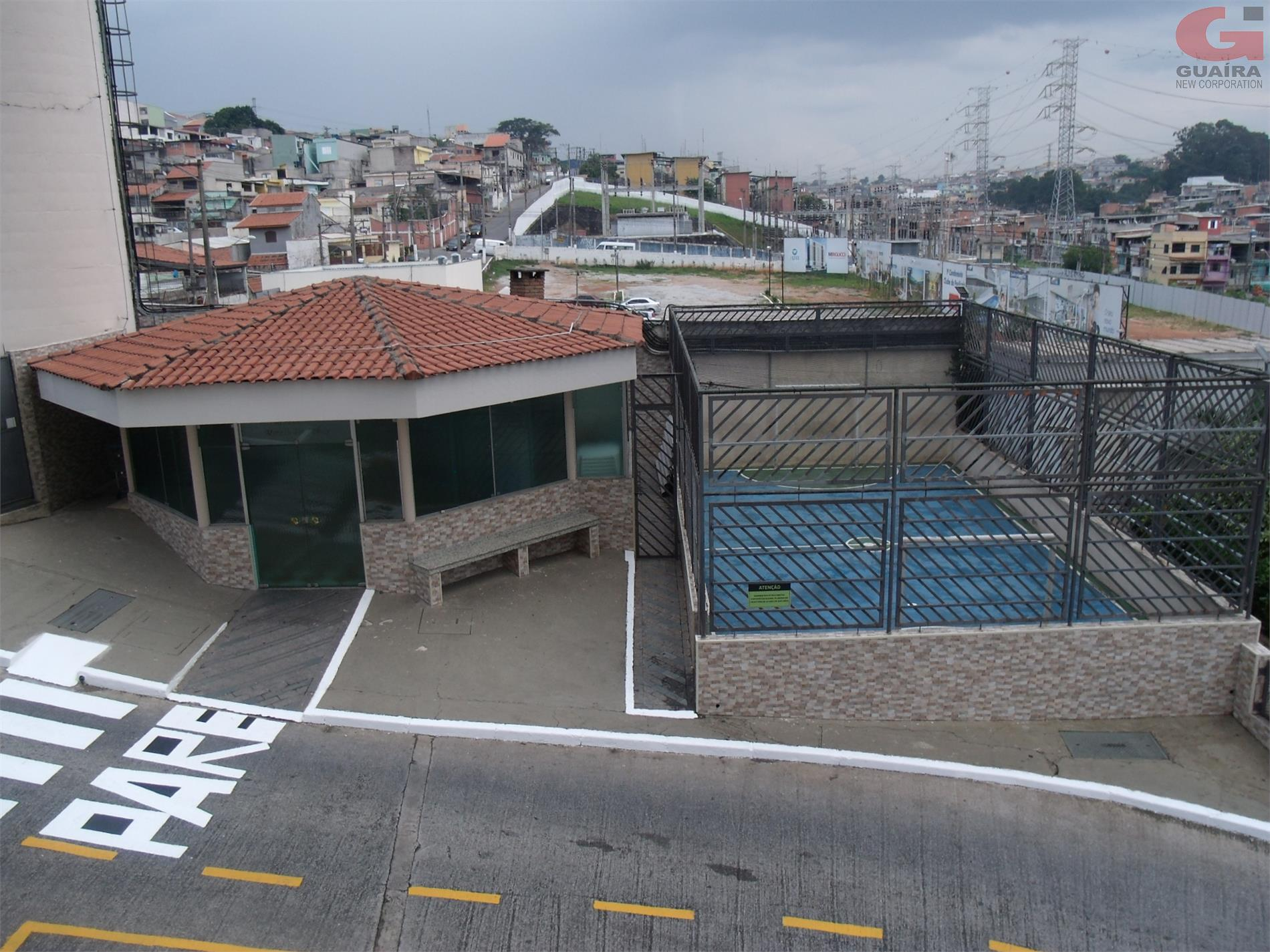 Apartamento de 2 dormitórios em Paulicéia, São Bernardo Do Campo - SP
