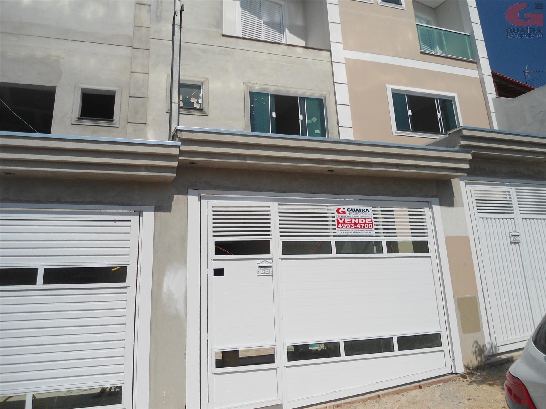 Sobrado de 2 dormitórios à venda em Parque Jaçatuba, Santo André - SP