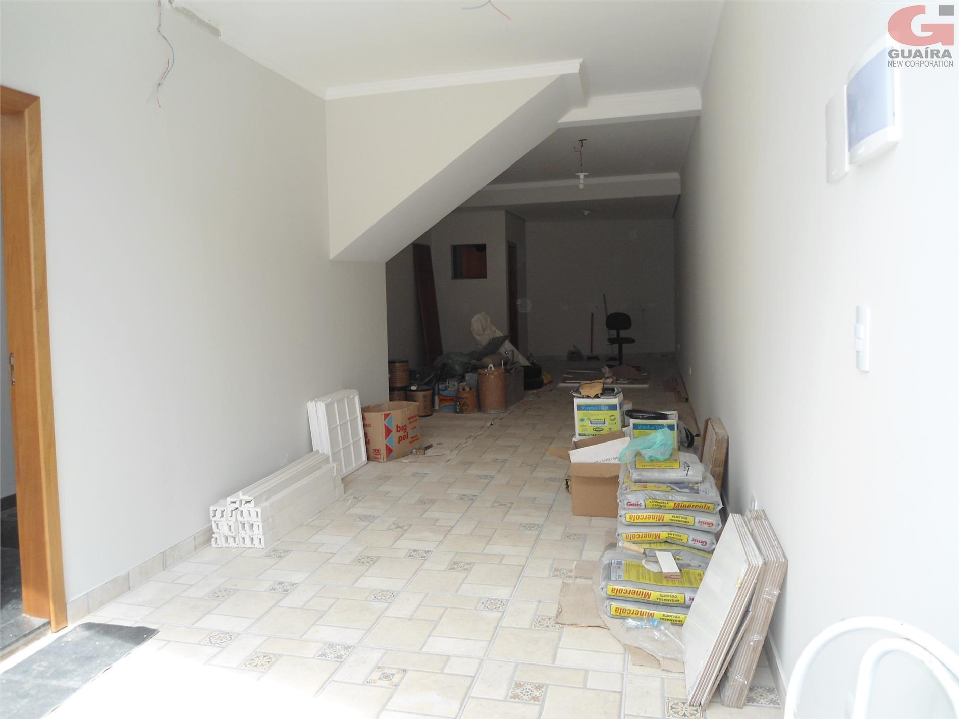 Sobrado de 3 dormitórios à venda em Parque Jaçatuba, Santo André - SP
