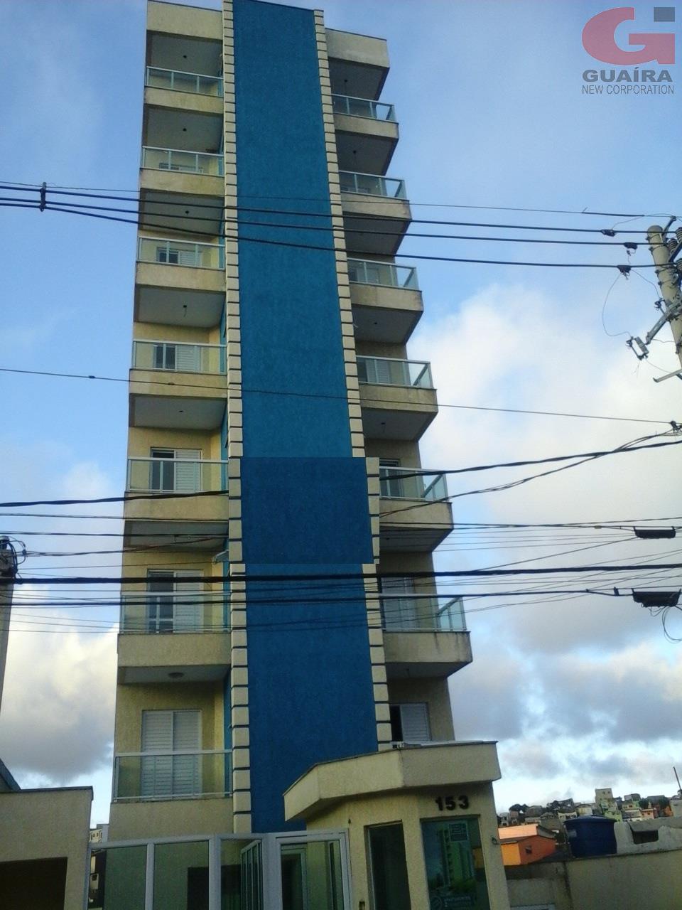 Apartamento de 2 dormitórios à venda em Parque João Ramalho, Santo André - SP