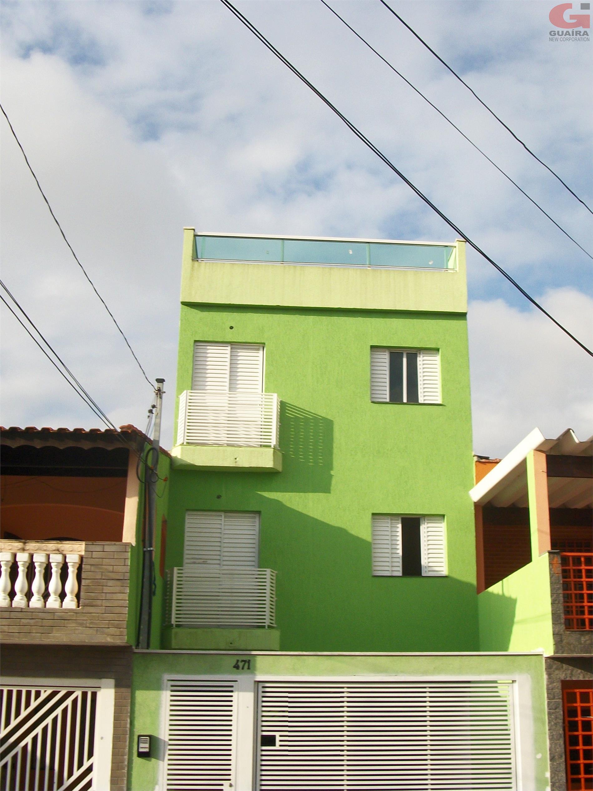 Cobertura de 2 dormitórios à venda em Cidade São Jorge, Santo André - SP