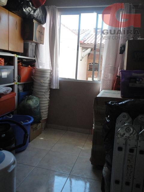 Sobrado de 3 dormitórios em Vila Pires, Santo André - SP