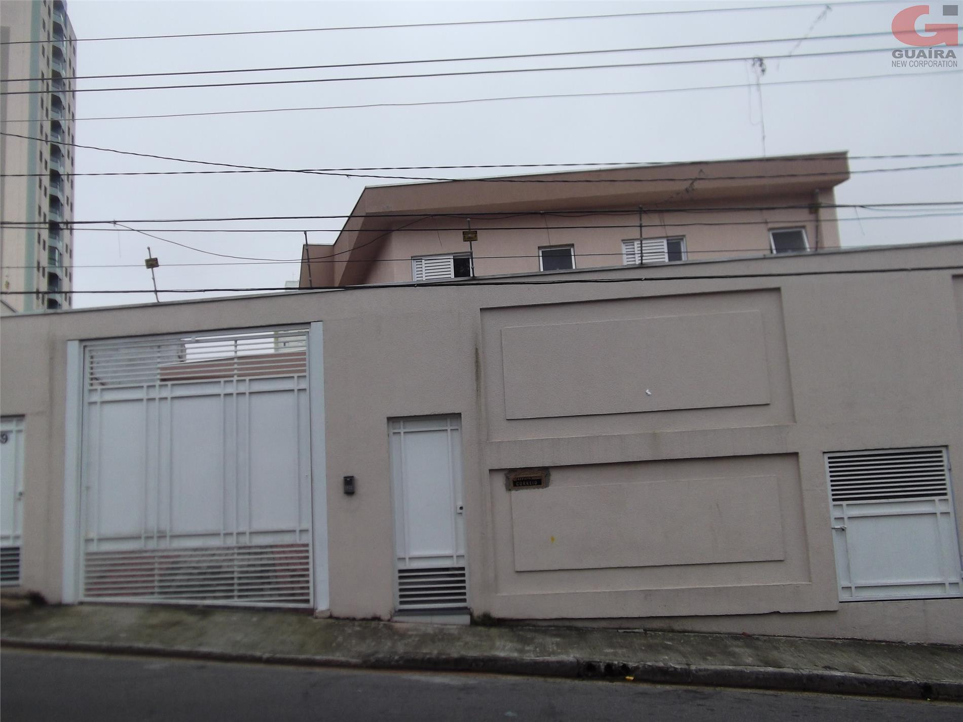 Sobrado de 3 dormitórios em Vila Príncipe De Gales, Santo André - SP