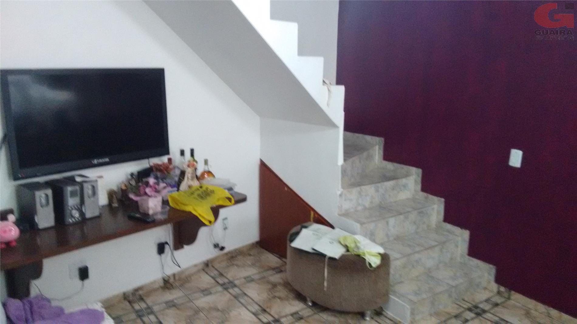 Sobrado de 3 dormitórios em Vila Luzita, Santo André - SP