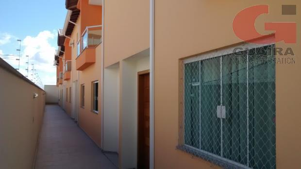 Sobrado de 2 dormitórios em Vila Príncipe De Gales, Santo André - SP