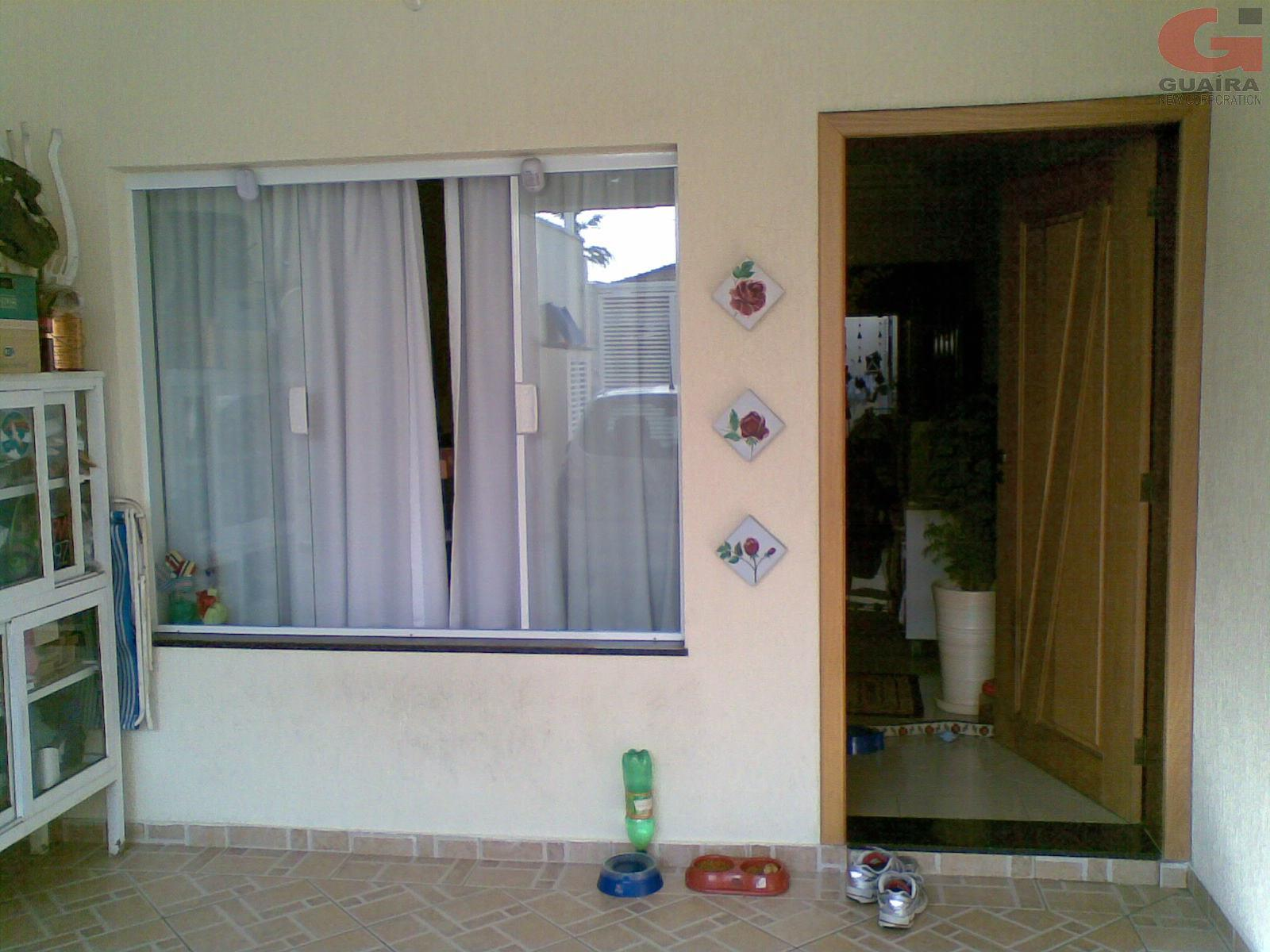 Sobrado de 3 dormitórios à venda em Vila Scarpelli, Santo André - SP