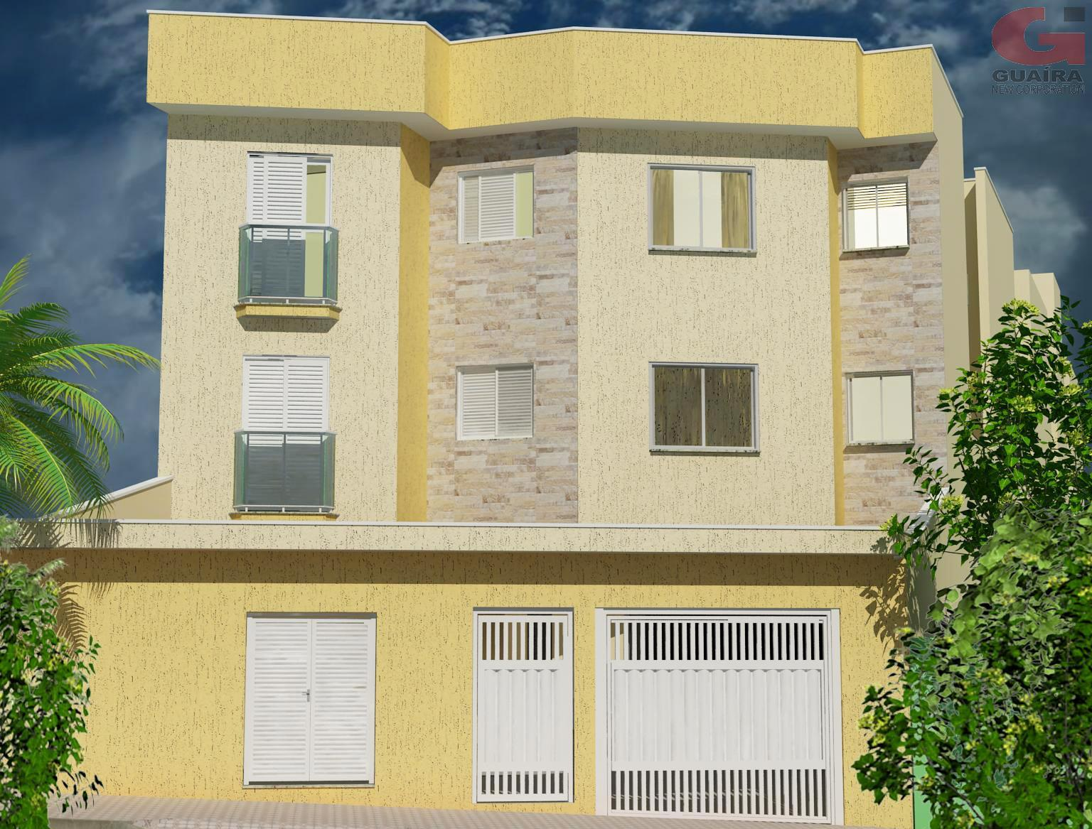 Cobertura de 2 dormitórios em Vila Curuçá, Santo André - SP