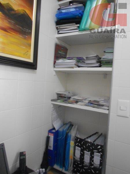 Apartamento de 2 dormitórios em Parque Terra Nova, São Bernardo Do Campo - SP