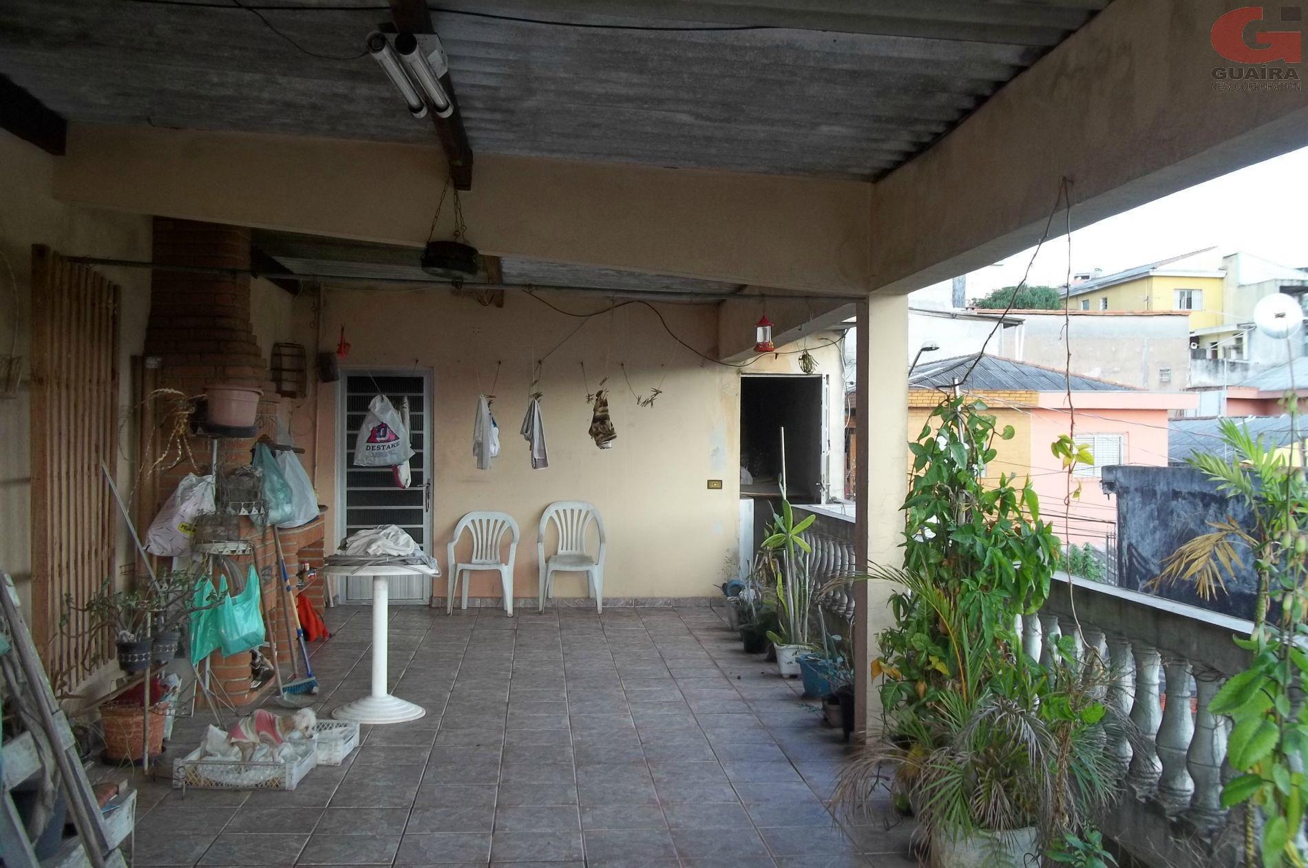 Sobrado de 4 dormitórios em Taboão, Diadema - SP