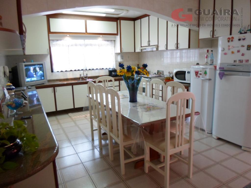 Sobrado de 4 dormitórios à venda em Cidade São Jorge, Santo André - SP