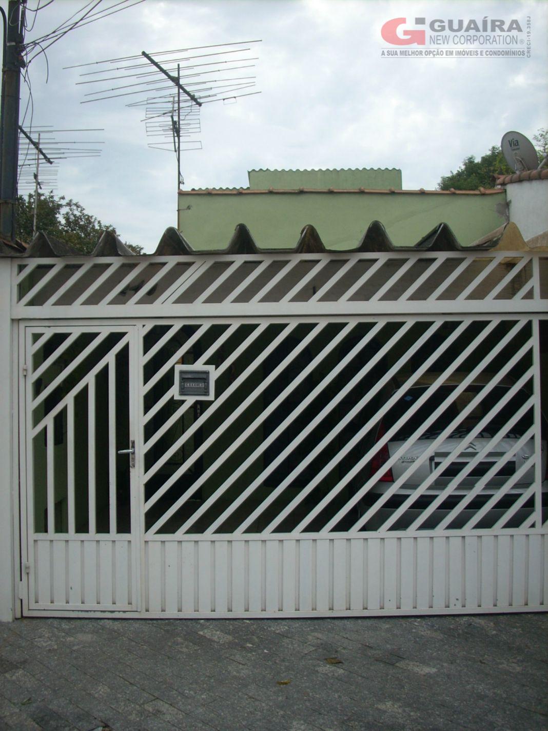 Sobrado de 3 dormitórios à venda em Paraíso, Santo André - SP