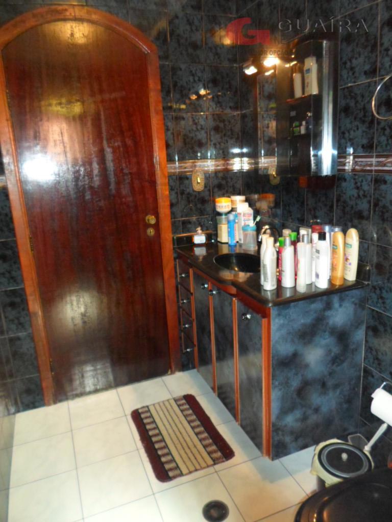 Sobrado de 4 dormitórios em Cidade São Jorge, Santo André - SP
