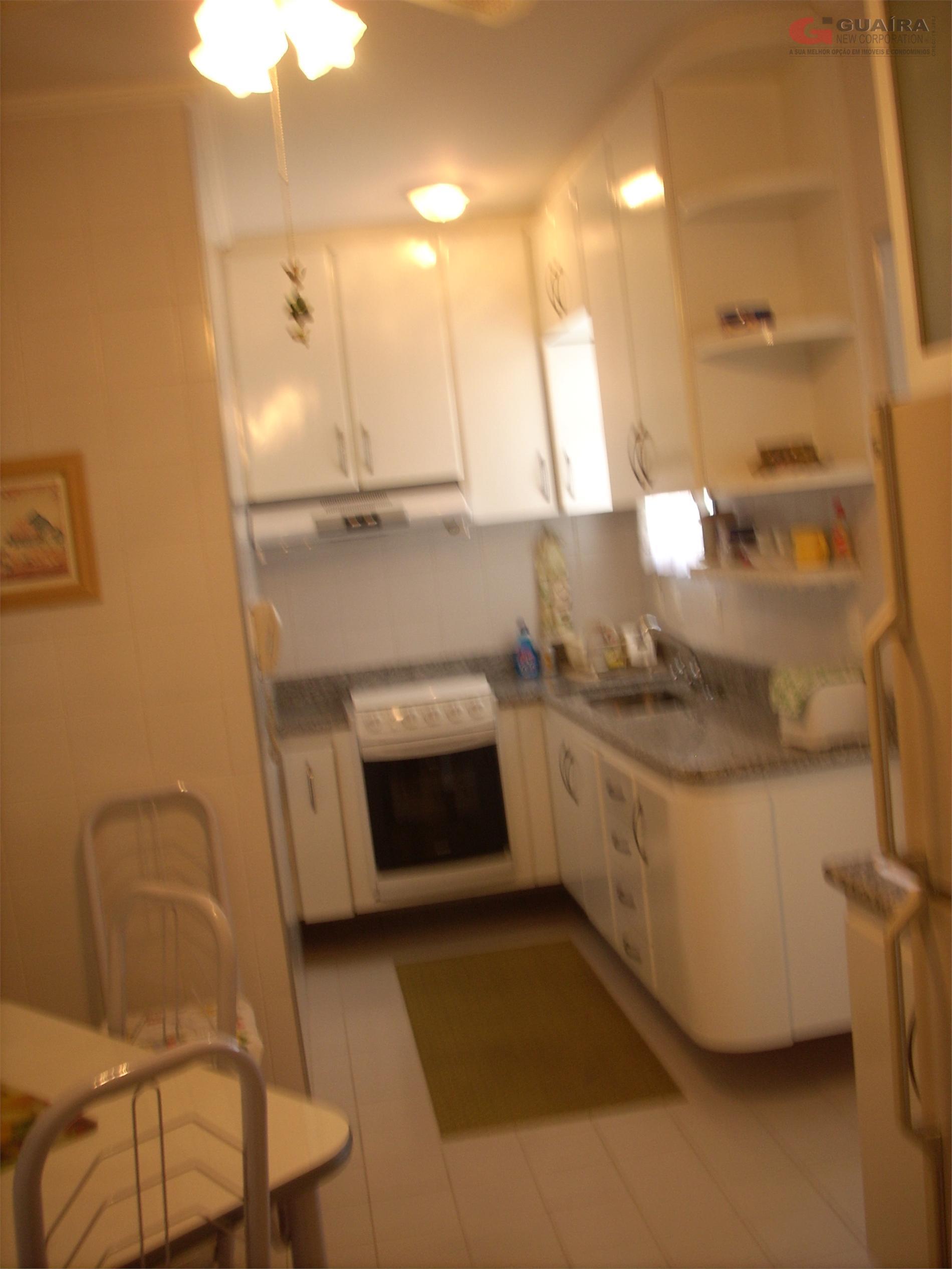 Apartamento de 3 dormitórios em Vila Valparaíso, Santo André - SP