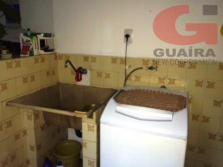 Sobrado de 3 dormitórios em Cidade São Jorge, Santo André - SP