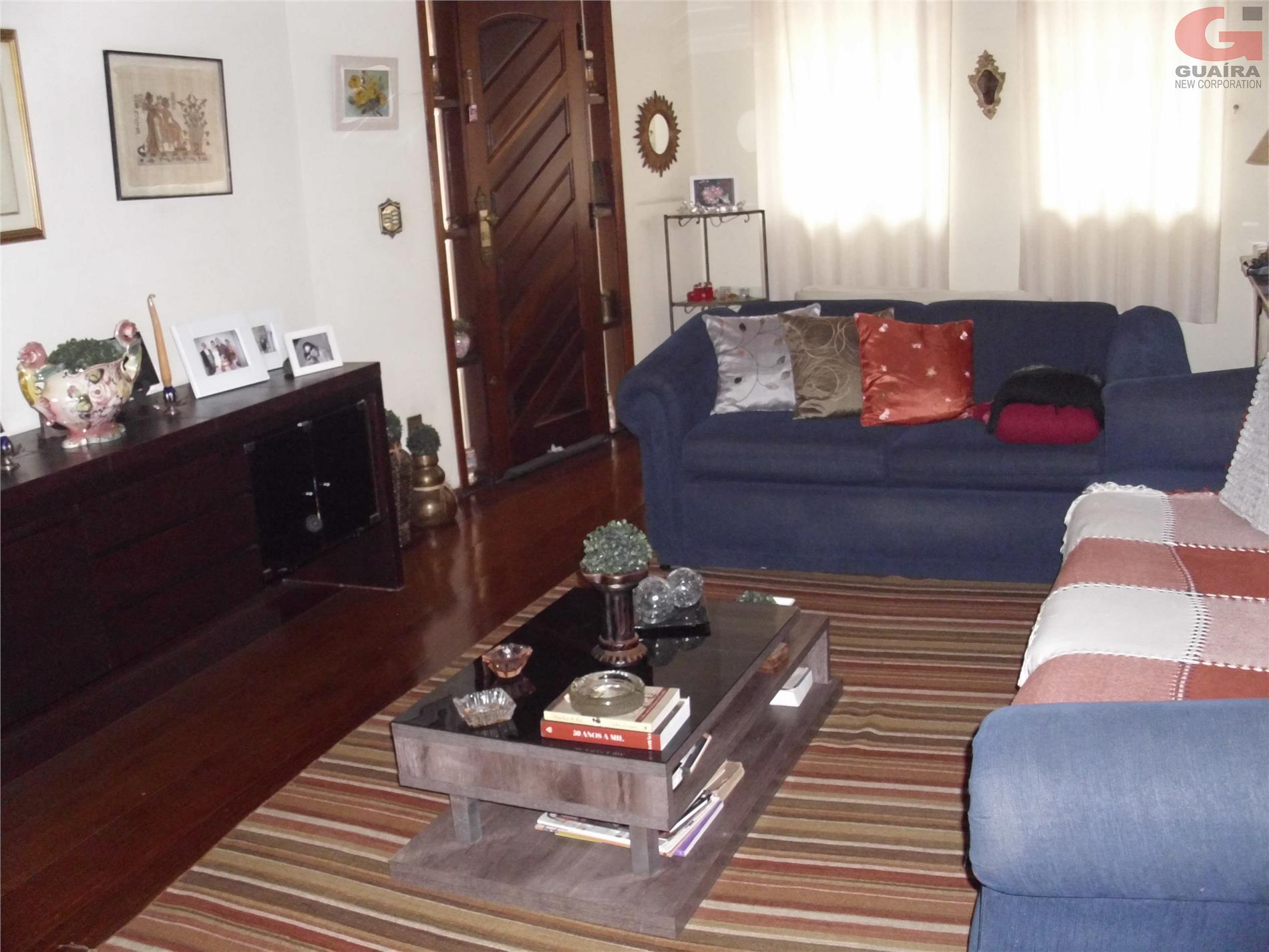 Sobrado de 3 dormitórios à venda em Vila Pires, Santo André - SP