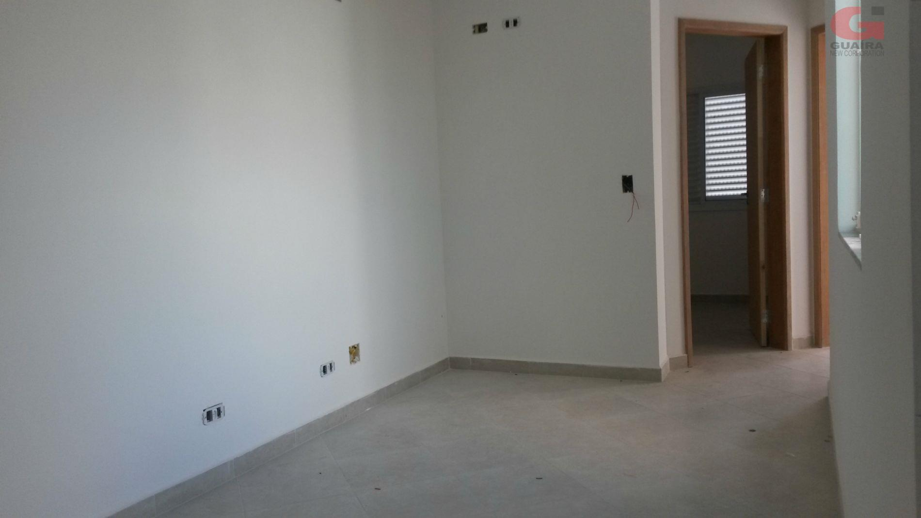 Apartamento de 2 dormitórios em Parque Erasmo Assunção, Santo André - SP
