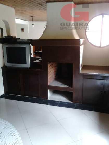 Sobrado de 4 dormitórios à venda em Praia Vermelha, Diadema - SP