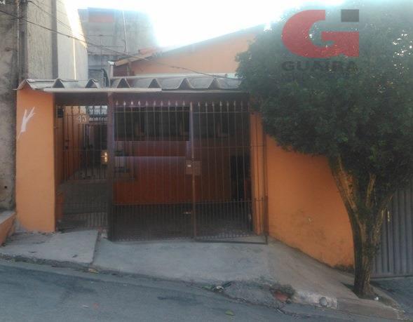 Casa de 2 dormitórios à venda em Baeta Neves, São Bernardo Do Campo - SP
