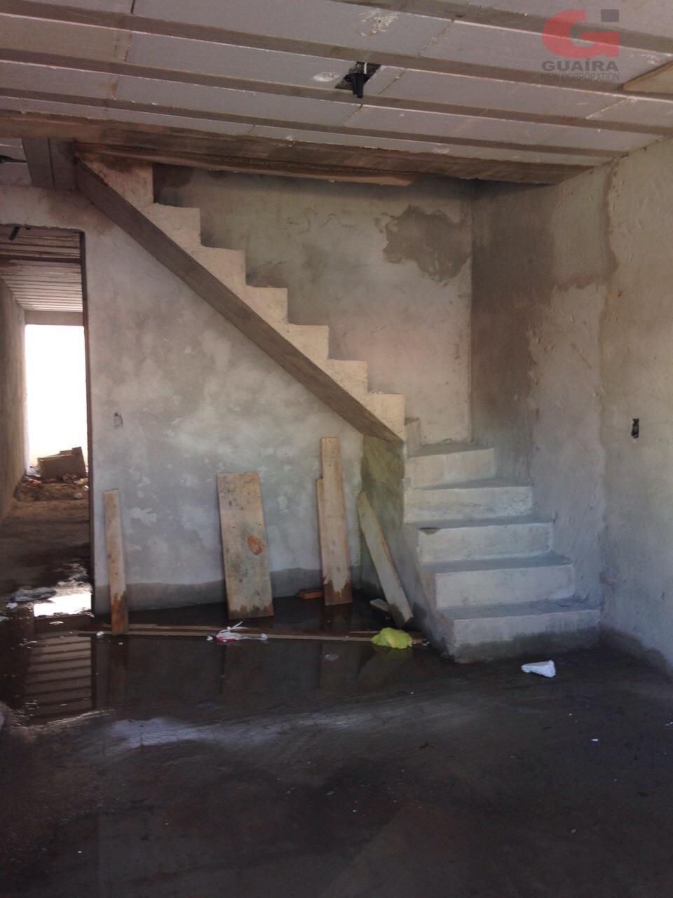 Sobrado de 3 dormitórios em Vila Curuçá, Santo André - SP