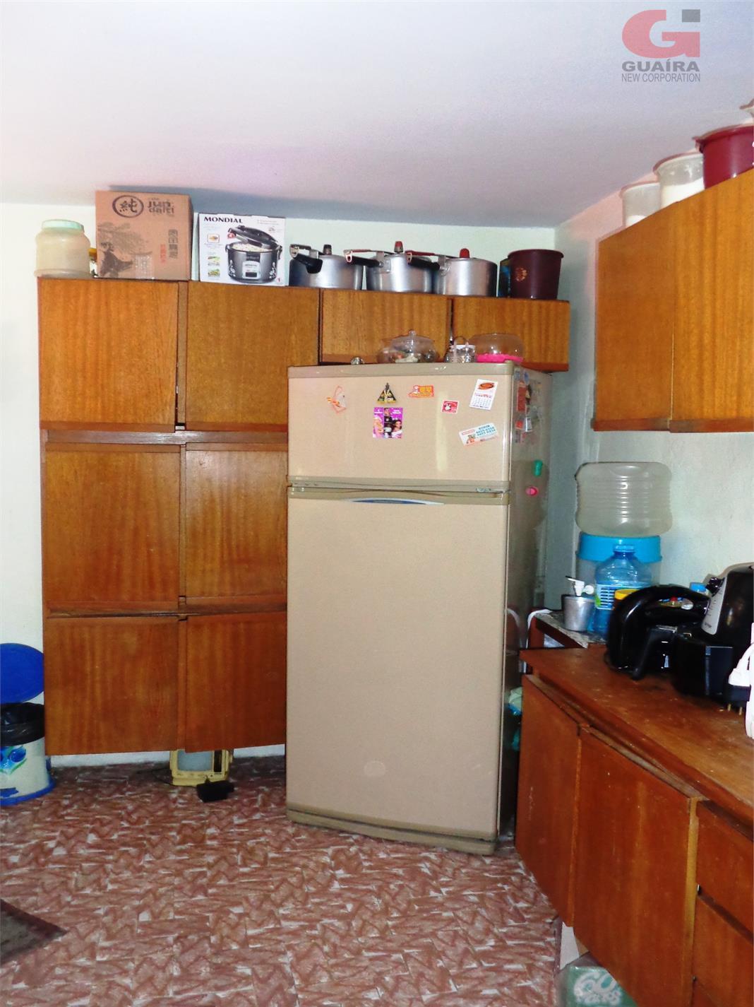 Casa de 2 dormitórios em Jardim Alvorada, Santo André - SP