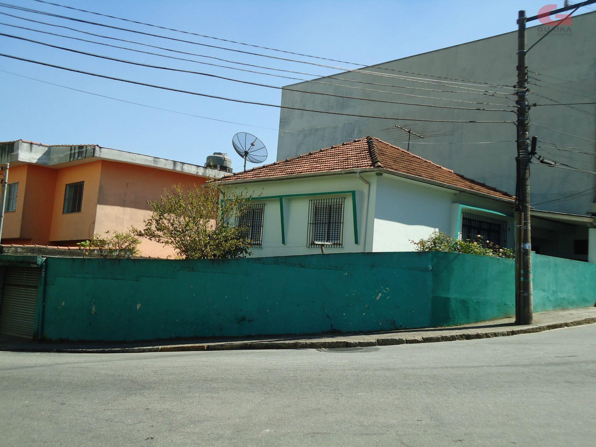 Terreno em Jardim Stella, Santo André - SP
