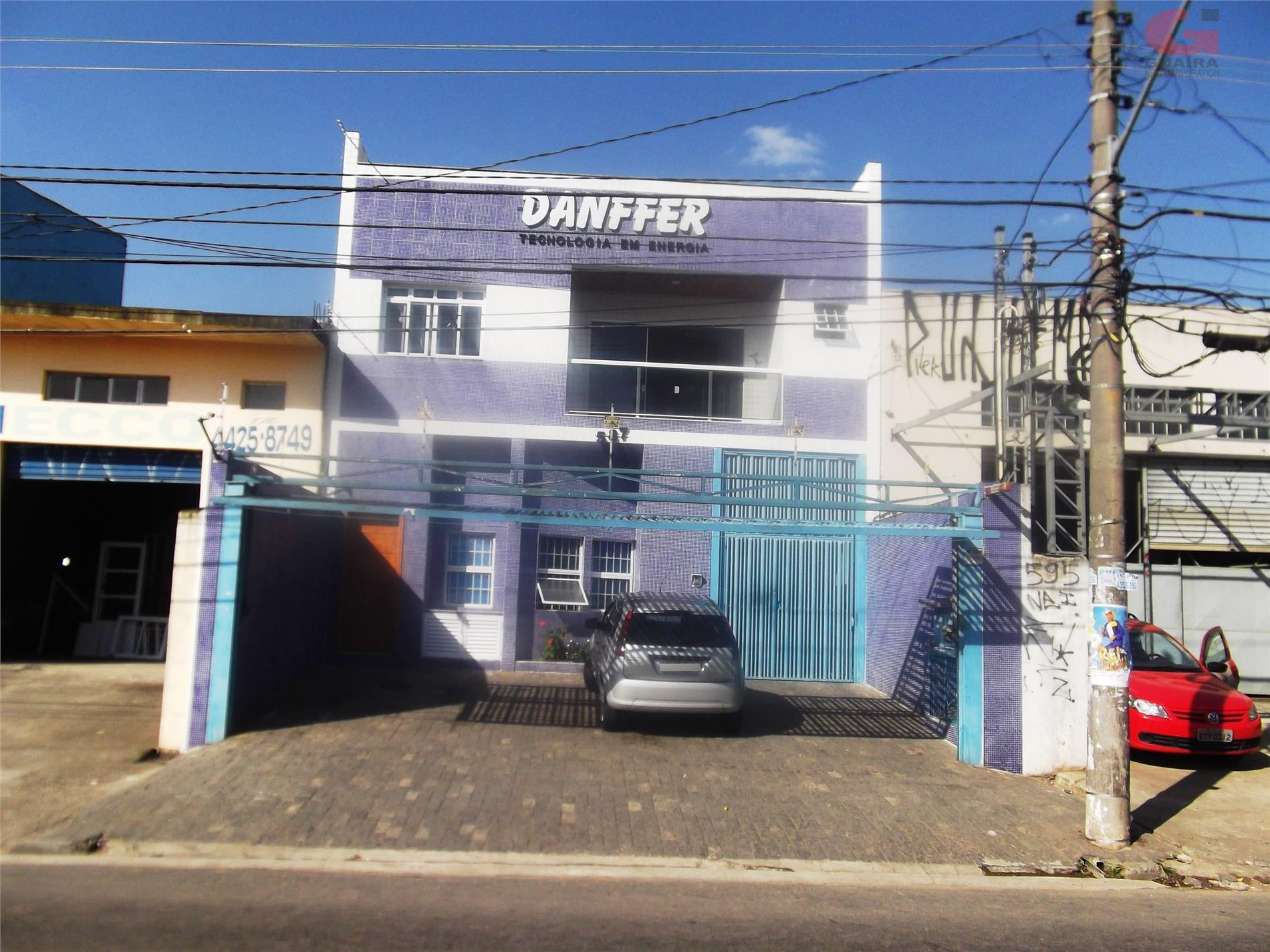 Prédio em Jardim Bom Pastor, Santo André - SP