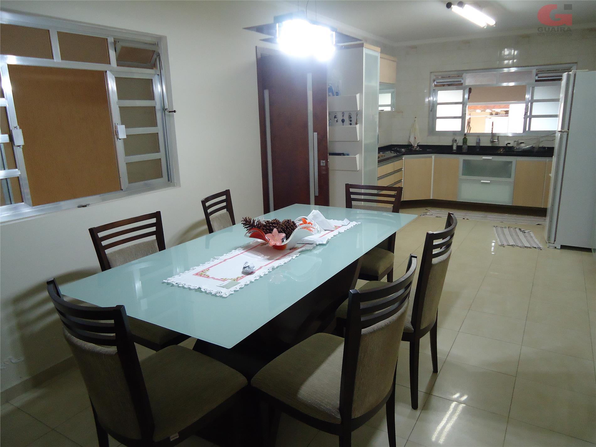 Casa de 3 dormitórios em Jardim Stella, Santo André - SP